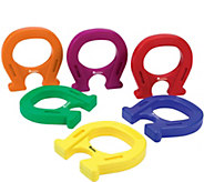 Set of 6 Horseshoe-Shaped Magnets by Learning Resources - T119117