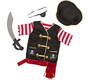 Melissa & Doug Pirate Role Play Costume Set - T128219