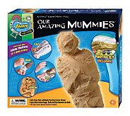 Scientific Explorer Our Amazing Mummies - T124320