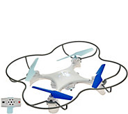 Lumi Light-Up Quadcopter w/ EZ Flight Features BY: WowWee - T34220