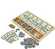 Melissa & Doug Play Money Set - T127821