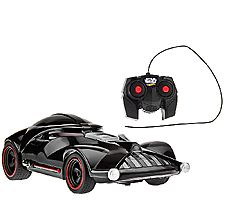 Hot Wheels Star Wars Darth Vader RC Vehicle w/ Remote