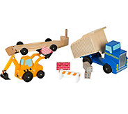 Melissa & Doug Dump Truck & Loader - T127823