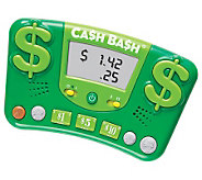 Cash Bash Electronic Flash Card by Learning Resources - T125725