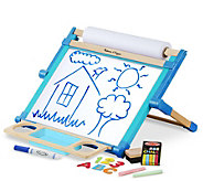 Melissa & Doug Double-Sided Magnetic Tabletop Easel - T127825
