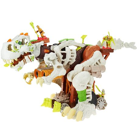 Imaginext Interactive Big Dino with Sounds & Lights
