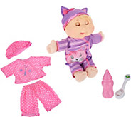 Cabbage Patch Kids 14 Animated Baby So Real w/Bonus Outfit - T34925