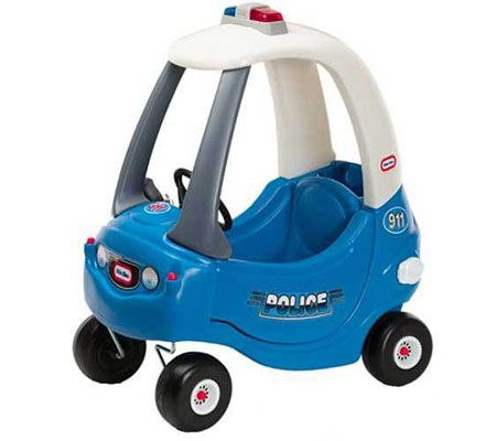 Little tikes patrol police car - Little tikes cosy coupe car best price ...