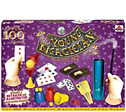 Young Magician 100 Tricks Magic Set - T127627