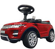 Best Ride-On Cars Range Rover Push Car - Red - T128327
