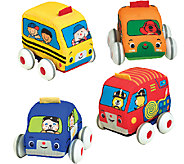 Melissa & Doug Pull-Back Vehicles - T127529