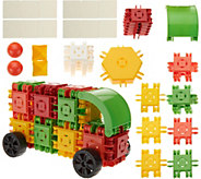 Clicformers 70-Piece Construction Building Set by Magformers - T35129