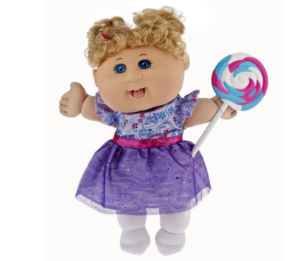 cabbage patch kids special edition celebration baby page 1 u2014 qvc com