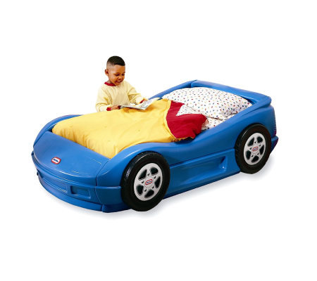 Little Tikes Roadster Toddler Bed QVC