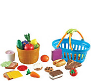 Learning Resources New Sprouts Deluxe Market Set - T127431