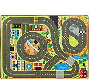 Melissa & Doug Jumbo Roadway Activity Rug - T127833