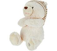 Gund Goodnight Animated Cream Prayer Bear with Music - T34134