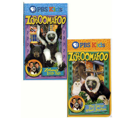 Zoboomafoo Vhs Bing Images - Wallpaperzen org