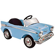 Kid Motorz Chevy Bel Air One Seater Ride-On - T127735