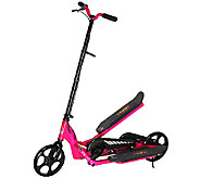 Zike Fly By Deluxe Double Stepper Scooter - T33235