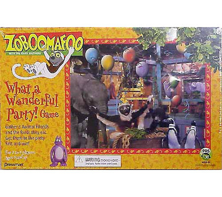 Zoboomafoo Game Zoboomafoo &quo...