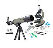 GeoVision Telescope & Microscope Set by Educational Insights - T121437