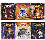 Star Wars Little Golden Books Box Set - T33837