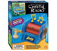 Scientific Explorer Crystal Radio Mini Lab - T124938