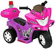 6V Purple & Pink Lil Patrol - T126038