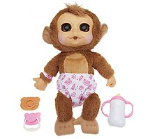 "Animal Babies 14"" Tumbling Plush w/ Sounds & Accessories"