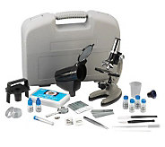 MicroPro Elite 98-piece Microscope Set by Educational Insight - T121441
