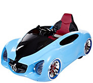 Lil Rider Pre-Assembled 12V Battery Operated Sports Car - T127641