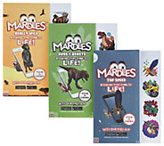 Mardles Set of 3 Interactive 4D Stickers - T33841