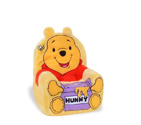 Winnie The Pooh Foam Chair T103042 Qvc Com
