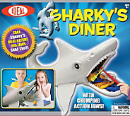 Sharkys Diner Chomping Action Game - T124442
