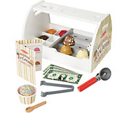Melissa & Doug Scoop & Serve Ice Cream Counter - T127843