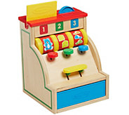 Melissa & Doug Sort & Swipe Cash Register - T127645