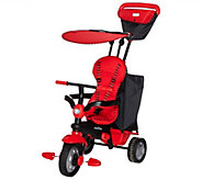 Smart Trike 4-in-1 Tricycle with Touch Steering - T33746