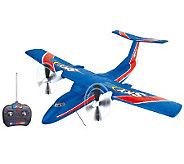 Radio Control Sky2 Airplane - Blue - T127147