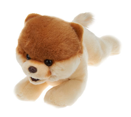 "Boo ""The World's Cutest Dog"" Life Size Plush by Gund"