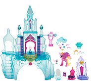 My Little Pony Crystal Empire Playset w/ 2 Figures - T34348