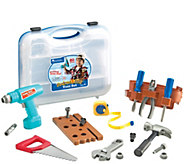 Pretend & Play Work Belt Tool Set - T114049