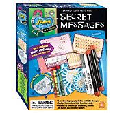 Scientific Explorer Secret Messages Mini Lab - T124950