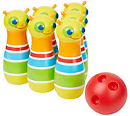 Melissa & Doug Giddy Buggy Bowling Set - T127651