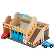 Melissa & Doug Service Station Parking Garage - T127751