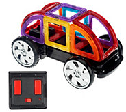 As Is Magformers Remote Control Magnetic Cruiser - T137151