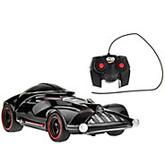 As Is Hot Wheels Star Wars Darth Vader RC Vehicle - T137152