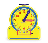 The Time Teacher Junior Learning Clock by Learning Resources - T119153