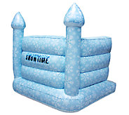 Snowtime Anytime! Inflatable Snow Castle - T127255
