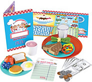 Learning Resources Serve It Up! Play Restaurant - T128455
